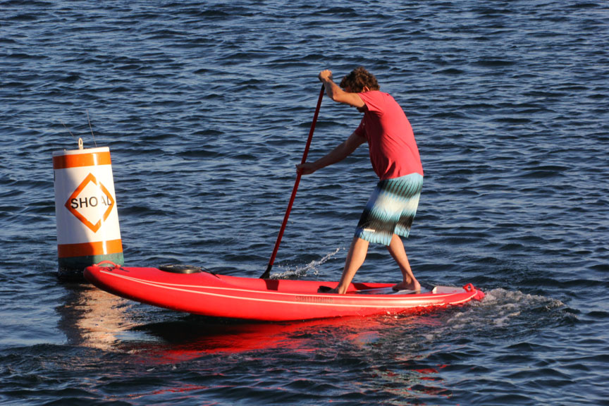 Streetfighter Flatwater Test Riot Stand Up Paddle Boards